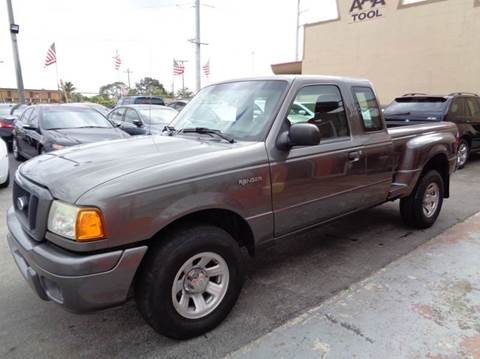 2004 Ford Ranger for sale at Z MOTORS INC in Hollywood FL