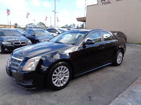 2010 Cadillac CTS for sale at Z MOTORS INC in Hollywood FL