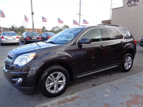 2014 Chevrolet Equinox for sale at Z MOTORS INC in Hollywood FL