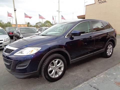 2011 Mazda CX-9 for sale at Z MOTORS INC in Hollywood FL