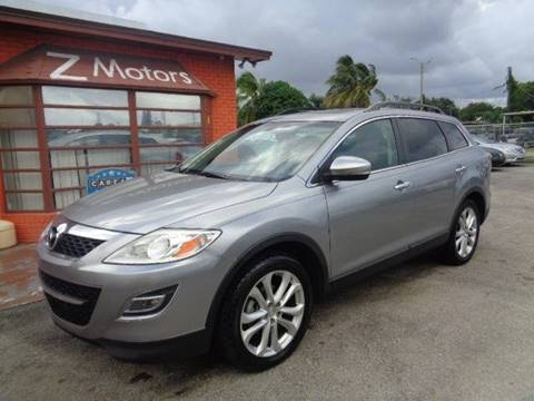 2012 Mazda CX-9 for sale in Hollywood, FL