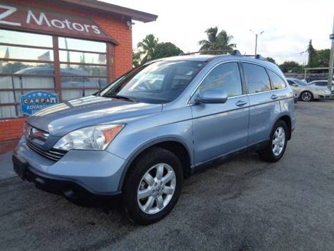 2008 Honda CR-V for sale in Hollywood, FL