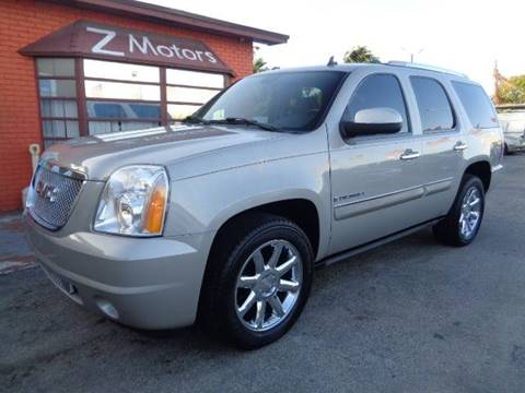 2008 GMC Yukon for sale in Hollywood, FL