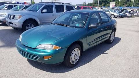1997 Chevrolet Cavalier for sale in Saint Clairsville, OH