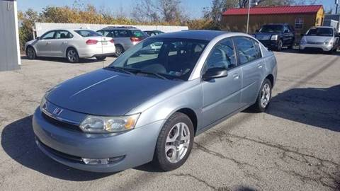 2003 Saturn Ion for sale in Saint Clairsville, OH