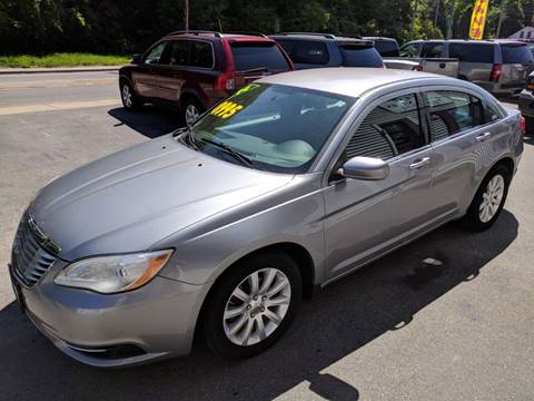 2014 Chrysler 200 for sale in Cumberland, RI