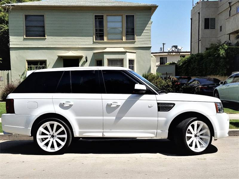 2013 Land Rover Range Rover Sport 4x4 Autobiography 4dr SUV - Van Nuys CA