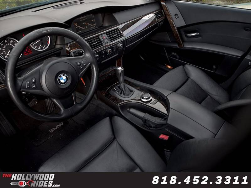 2007 BMW 5 Series 530i 4dr Sedan - Van Nuys CA