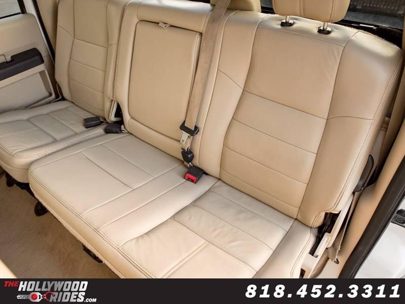 2008 Ford F-450 Super Duty Lariat 4dr Crew Cab 4WD LB DRW - Van Nuys CA