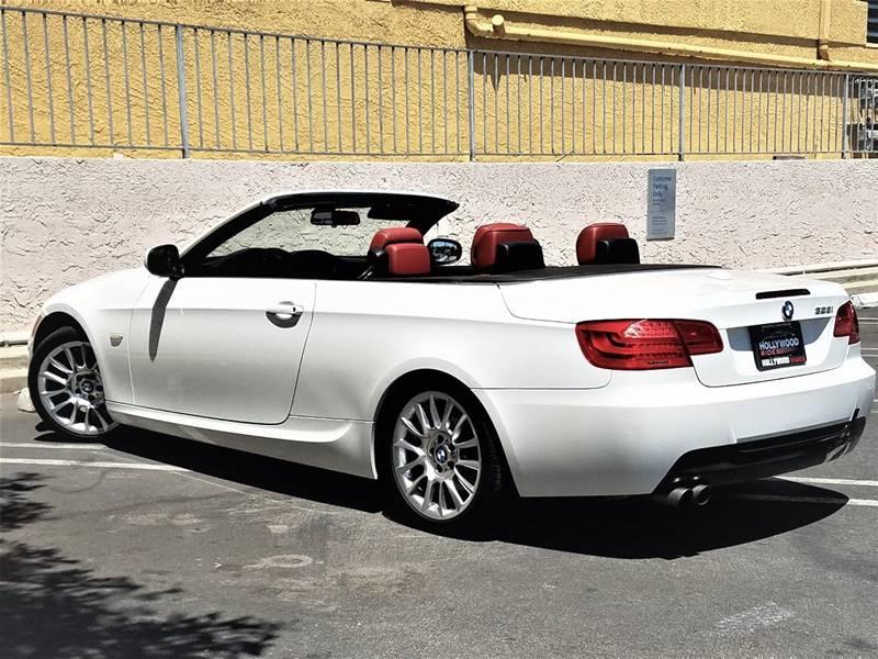 2012 BMW 3 Series 328i 2dr Convertible - Van Nuys CA