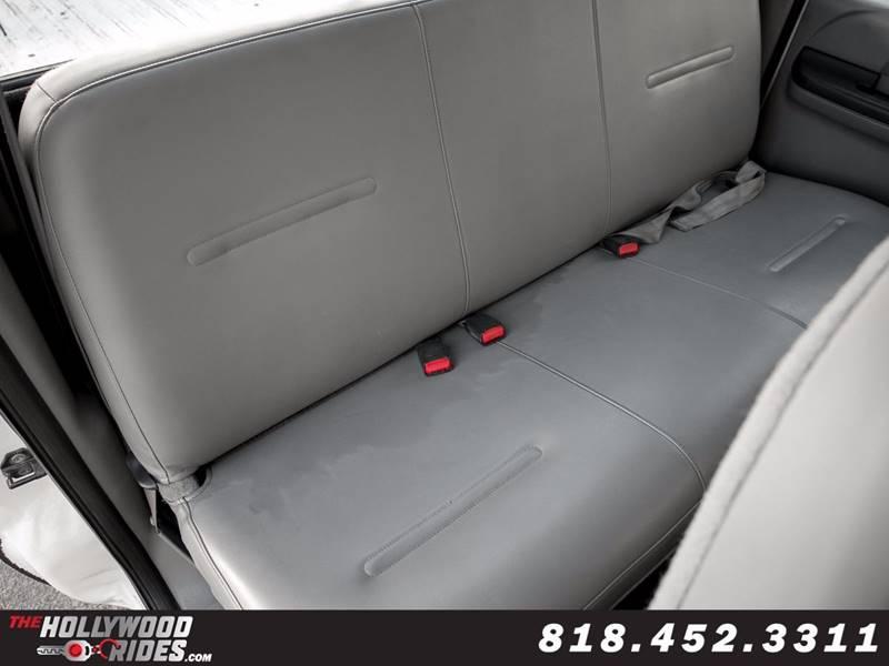 2006 Ford F-350 Super Duty XL 4dr Crew Cab 4WD LB - Van Nuys CA