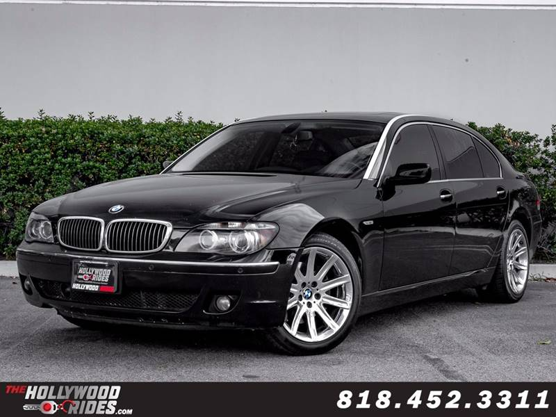 2006 BMW 7 Series 750Li 4dr Sedan - Van Nuys CA