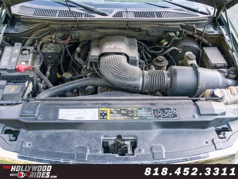 2003 Ford F-150 4dr SuperCrew XLT Rwd Styleside SB - Van Nuys CA
