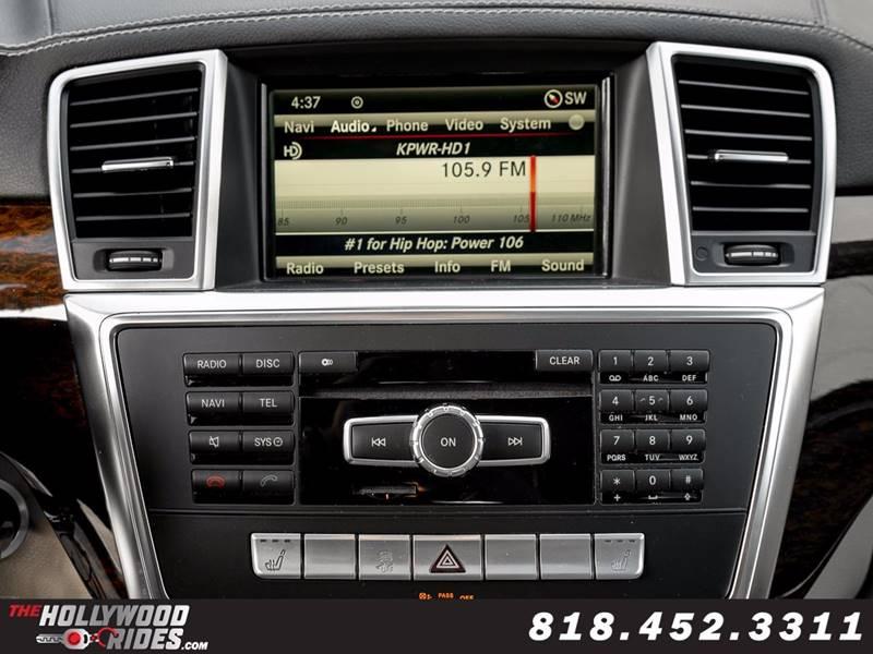 2014 Mercedes-Benz GL-Class AWD GL 450 4MATIC 4dr SUV - Van Nuys CA