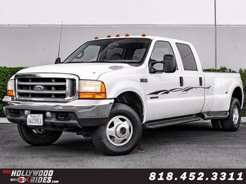 2001 Ford F-350 Super Duty for sale in Van Nuys, CA