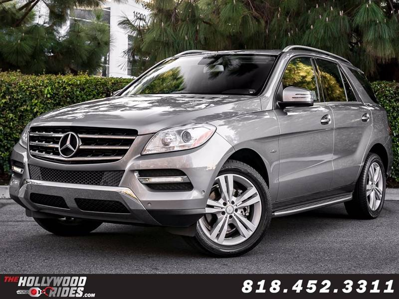 2012 Mercedes Benz M Class For Sale At Hollywood Rides Inc. In Van