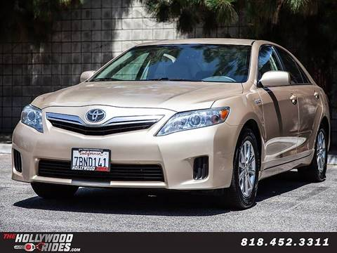 Toyota For Sale in Van Nuys, CA - Hollywood Rides Inc