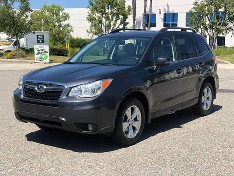 2014 Subaru Forester for sale in Van Nuys, CA