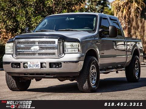 2006 Ford F-250 Super Duty for sale in Van Nuys, CA