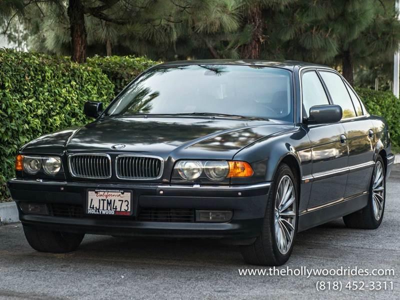 2000 BMW 7 Series 750iL 4dr Sedan - Van Nuys CA