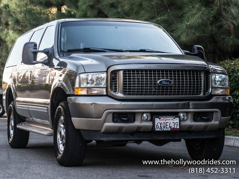 2003 Ford Excursion Limited 4WD 4dr SUV - Van Nuys CA