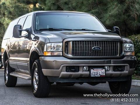 2003 Ford Excursion for sale in Van Nuys, CA