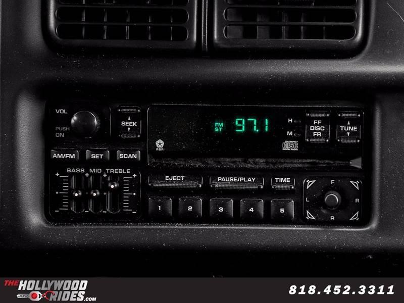 2001 Dodge Ram Pickup 3500 4dr Quad Cab ST 2WD LB - Van Nuys CA