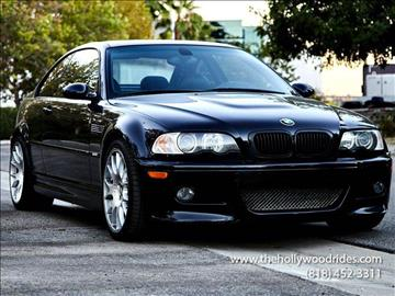 2002 BMW M3 for sale in Van Nuys, CA