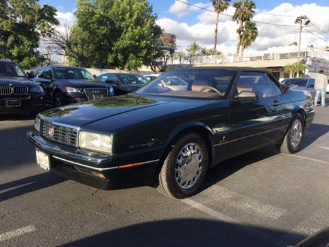 1993 Cadillac Allante for sale in Van Nuys, CA