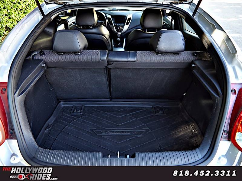 2012 Hyundai Veloster 3dr Coupe w/Black Seats - Van Nuys CA