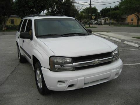 2003 Chevrolet TrailBlazer for sale in Miami, FL
