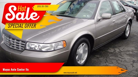 1998 Cadillac Seville for sale in Allentown, PA