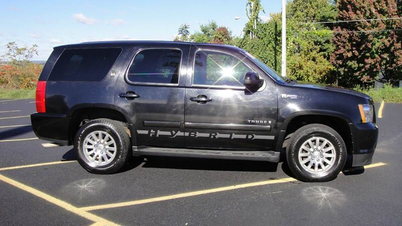 2009 chevrolet tahoe 4x4 hybrid 4dr suv in allentown pa mayas auto center llc. Black Bedroom Furniture Sets. Home Design Ideas