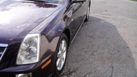 2008 Cadillac STS