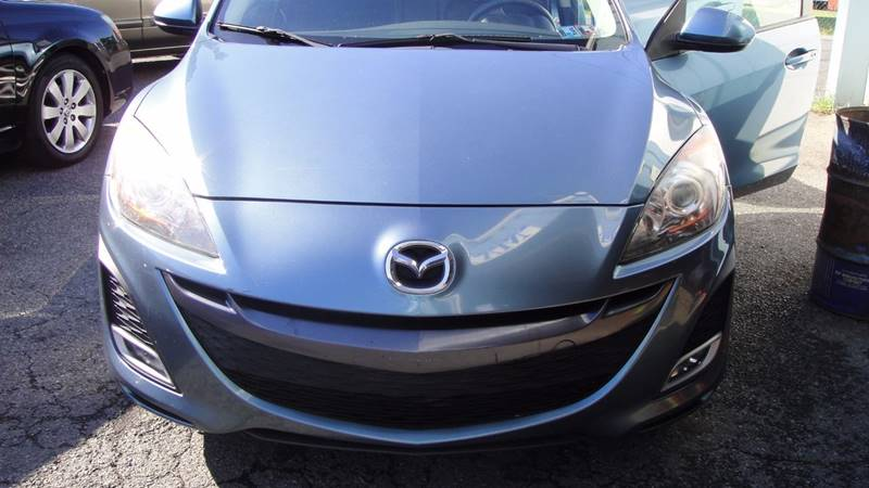 2010 Mazda MAZDA3 s Grand Touring 4dr Sedan 5A - Allentown PA