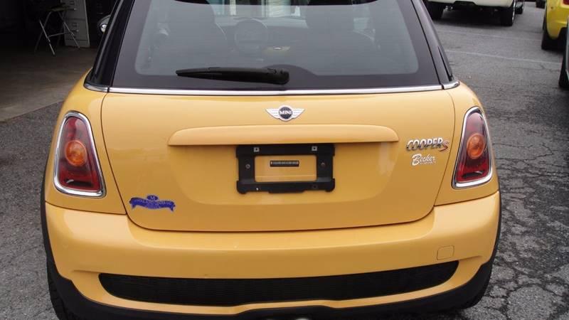 2008 MINI Cooper S 2dr Hatchback - Allentown PA