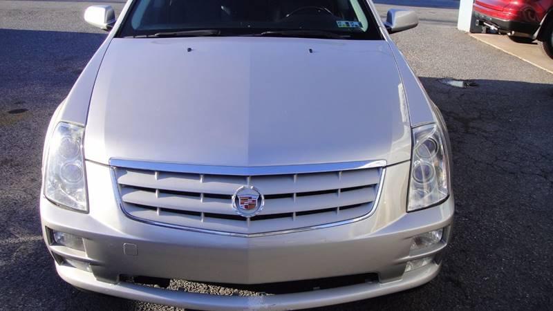 2007 Cadillac Sts AWD V6 4dr Sedan ( 3.6 6cyl 5A ) In Allentown PA
