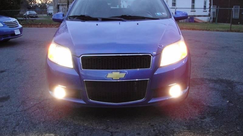 2009 Chevrolet Aveo Aveo5 Lt 4dr Hatchback W2lt In Allentown Pa