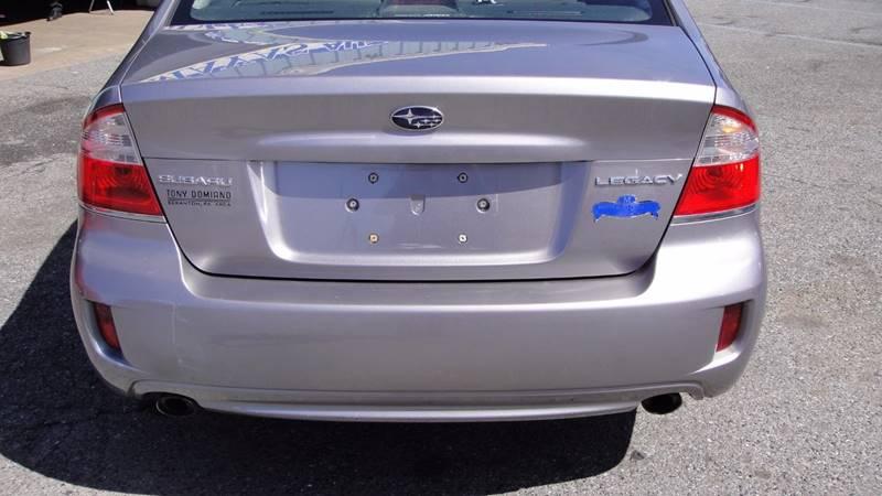 2008 Subaru Legacy AWD 2.5i Special Edition 4dr Sedan 4A - Allentown PA