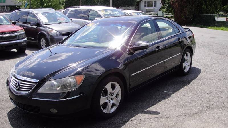 2007 Acura RL SH-AWD 4dr Sedan w/Technology Package - Allentown PA