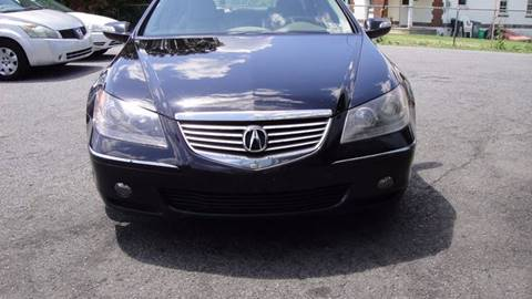 2007 Acura RL for sale in Allentown, PA