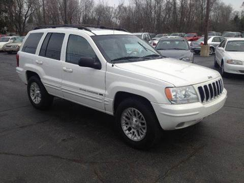 2000 Jeep Grand Cherokee for sale at All State Auto Sales, INC in Kentwood MI