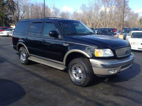 2001 Ford Expedition for sale at All State Auto Sales, INC in Kentwood MI