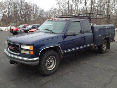 2000 GMC Sierra 2500 for sale at All State Auto Sales, INC in Kentwood MI