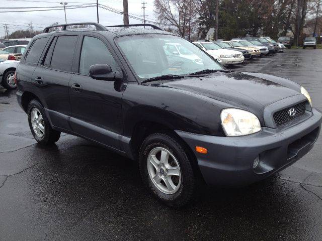 2003 hyundai santa fe gls 4wd in kentwood mi all state auto sales inc. Black Bedroom Furniture Sets. Home Design Ideas