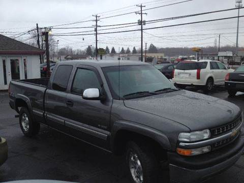 2001 Chevrolet Silverado 1500 for sale at All State Auto Sales, INC in Kentwood MI