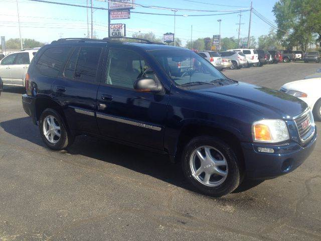 2002 GMC Envoy for sale at All State Auto Sales, INC in Kentwood MI