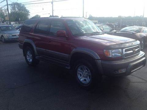 1999 Toyota 4Runner for sale at All State Auto Sales, INC in Kentwood MI