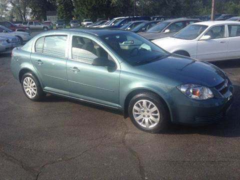 2010 Chevrolet Cobalt for sale at All State Auto Sales, INC in Kentwood MI