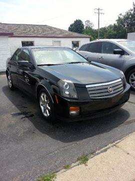 2005 Cadillac CTS for sale at All State Auto Sales, INC in Kentwood MI